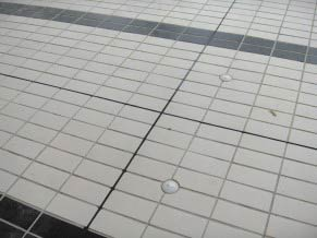 Belzona Elastomers safely prevent leaking and contamination of pool water